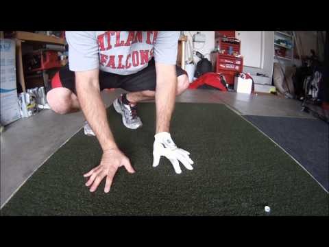 At Home on the Range-Golf Net Real Feel Golf Mats