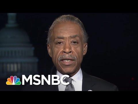 Rev. Sharpton: President Donald Trump Remarks Put US At Ripresidensk | Morning Joe | MSNBC