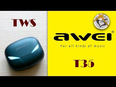 TWS Awei T35