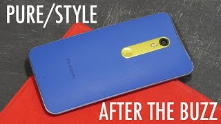 Moto X Pure Edition – After The Buzz | Pocketnow