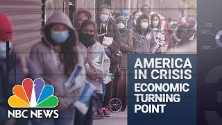 America In Crisis: Economic Turning Point | NBC News