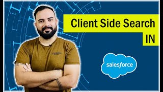 Client Side Search in Lightning Component Salesforce | Lightning Data Table