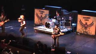 Econoline Crush - Get Out of the Way (Live in Nanaimo BC)