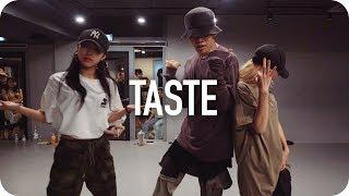 Taste   Tyga Ft. Offset  Jinwoo Yoon Choreography