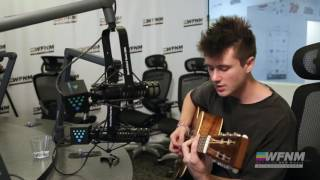 ALEC BENJAMIN - (live) END OF THE SUMMER - WE FOUND NEW MUSIC with GRANT OWENS