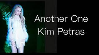 Kim Petras —Another One Lyrics