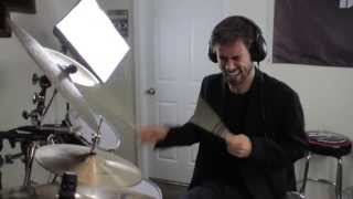 "Harry Miree Drums ""Rapunzel"" by Dave Matthews Band"