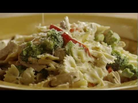 How to Make Chicken and Bow Tie Pasta | Pasta Recipe | Allrecipes.com