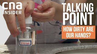 Can Washing Hands Prevent A Virus? | Talking Point | Episode 42