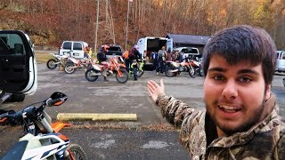 EXTREME Riding event in WEST VIRGINIA