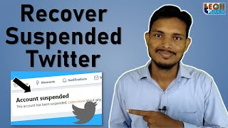 8:12 Now playing Watch later Add to queue How to Recover Suspended Twitter Account? | Suspended Twitter Recover Kaise Kare | Tech Studio - Download this Video in MP3, M4A, WEBM, MP4, 3GP
