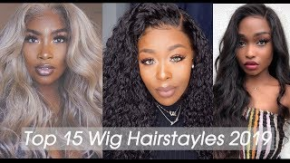2019 Top 15 Affordable Human Hair Wig Style Under $200, You Must Know