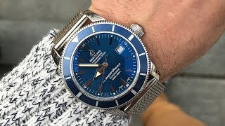 My Favorite Breitling In The World; In Memory of Silvio Grenga