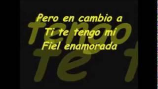 Dulce Soledad ( letra )