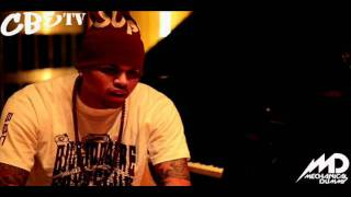 Chris Brown - Real Hip Hop Shit 3 (prod 9th Wonder) w/ dwnload link