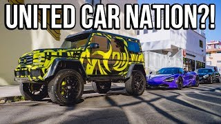 What is UNITED CAR NATION!? Video Podcast - Ep. 131