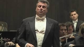 """""""... E vui durmiti ancora"""" , G. E. Calì. bis del concierto de A Coruña, 2008. OSG/Mercurio"""