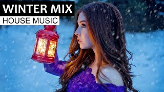 WINTER HOUSE MIX – Best of Deep House  Nu Disco & Chill Out Music 2018