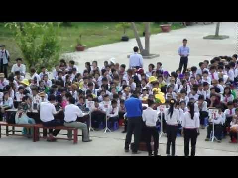 Ứng dụng CNTT trong dạy học Trường THPT Minh Thuận