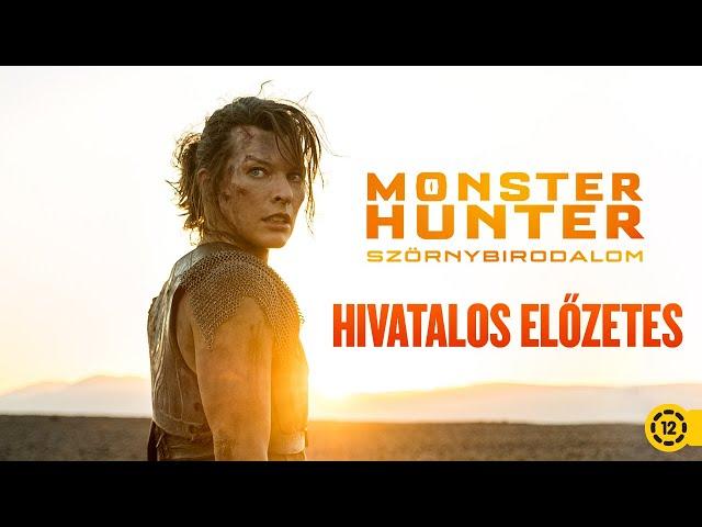 Monster Hunter – Szörnybirodalom – Magyar szinkronos előzetes (12E)