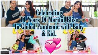 How To Celebrate 11 Wedding Anniversary CELEBRATION In Pandemic Singapore VLOG SUPERPRINCESSJO