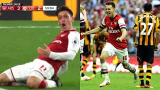 5 Times Arsenal Completed An Epic Comeback!