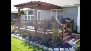 Deck Landscaping Design Ideas