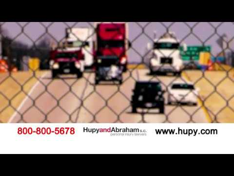 Truck Accidents - Hupy and Abraham Walks the Walk