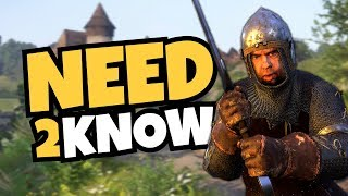 Kingdom Come: Deliverance – 20 Things You NEED TO KNOW!