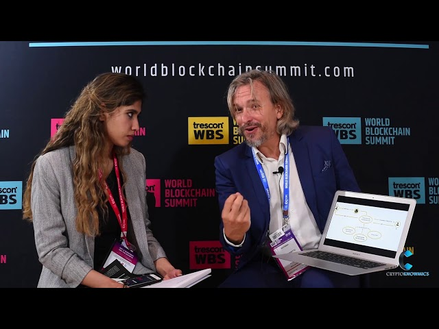 world-blockchain-summit-interview-with-enea-benedetto-by-cryptoknowmics