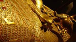 King Tut In Cairo Museum Of Egyptian Antiquities
