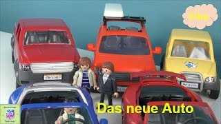 Playmobil Film Deutsch WIR KAUFEN EIN AUTO ♡ Playmobil Geschichten Mit Familie Miller