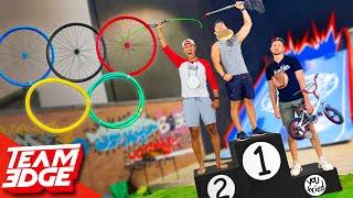 Budget Olympics Challenge!