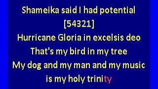 Fiona Apple -  Shameika (karaoke)