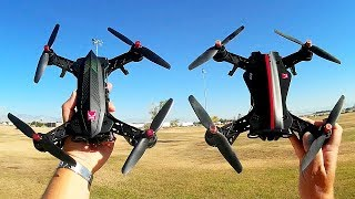 MJX Bugs 6 Brushless Sport Drone Flight Test Review