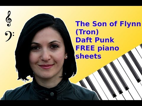 Daft Punk - The Son of Flynn (Tron) - Piano cover