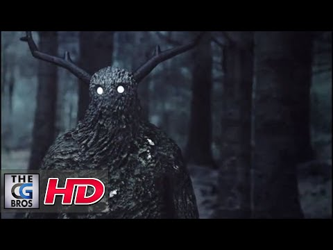 """CGI Animated Short : """"Gloam"""" by David Elwell & Gareth Hughes"""