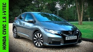 Honda Civic 1.8 i-VTEC Review