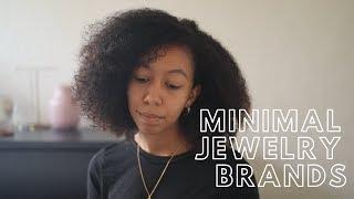 A GUIDE TO MINIMAL JEWELRY BRANDS   Ft. Mejuri, Missoma, Daisy, Kirstin Ash & More   Jessica Harumi