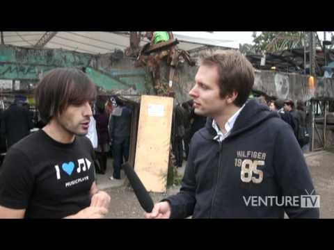 Sehenswert: Thorsten Lüttger von Musicplayr im Interview
