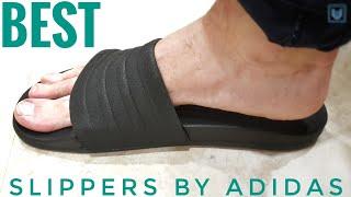 THE BEST Adidas Shoes - Adilette CF Cloud Foam Sandals From Japan 🇯🇵 Super Comfortable
