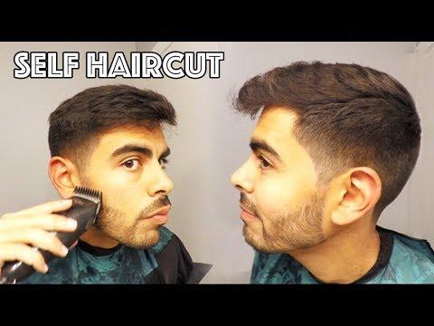 How to Cut Your Own Hair   Tip #17   Men's Self-Haircut Tutorial HD