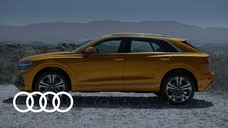 YouTube Video L99zWNi8KnU for Product Audi Q8, SQ8, RS Q8 Crossover SUV by Company Audi in Industry Cars