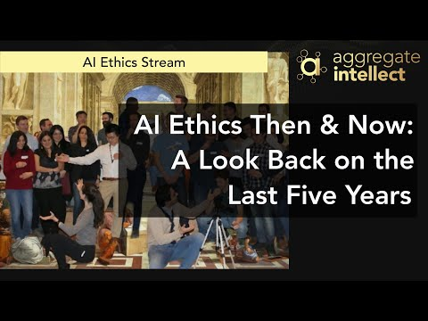 AI Ethics Then & Now: A Look Back on the Last Five Years