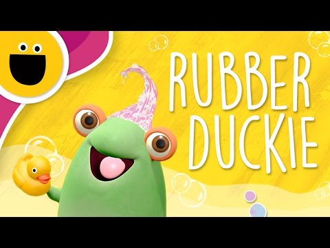 Marvie Sings Rubber Duckie (Sesame Studios)