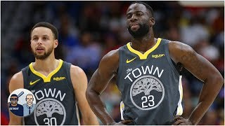 This will be a bad year for Golden State Warriors fans – David Jacoby | Jalen & Jacoby