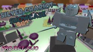 silver chariot project jojo - ฟรีวิดีโอออนไลน์ - ดูทีวีออนไลน์