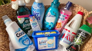 Waschtag | Wäsche Waschen | A day of laundry with me | 9 loads of laundry! | Laundry Motivation |