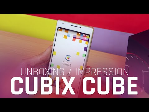 Lazada Exclusive : Cubix Cube Unboxing / Impression - Php 4,490