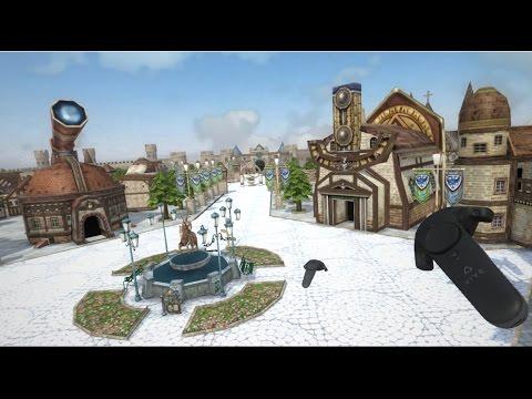 RO x VR:回到最初的感動!!!-仙境傳說VR 太神啦!